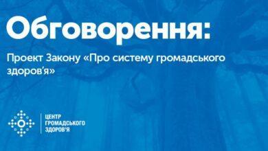 Photo of В Україні планують створити повноцінну національну епідеміологічну службу.