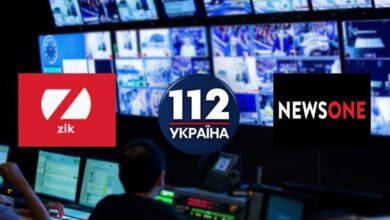 Photo of Журналістам підсанкційних телеканалів заборонили приходити в парламент