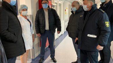 Photo of На Прикарпатті в лікарнях розгорнуть додаткові ліжка