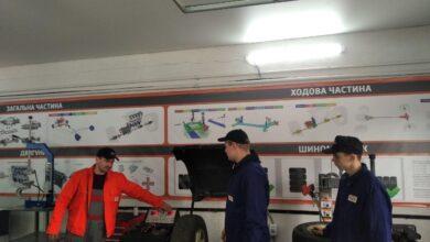 Photo of Новітнє обладнання для студентів у Нововолинську