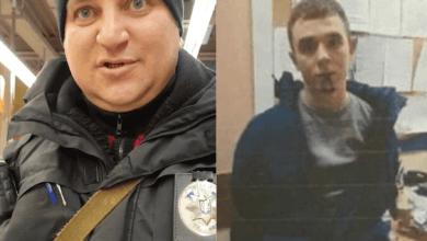 Photo of Київський поліцейський побив відвідувача супермаркету, а потім сам звинуватив його у нападі. ФОТО, ВІДЕО